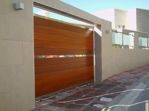 Puertas metalicas Malaga