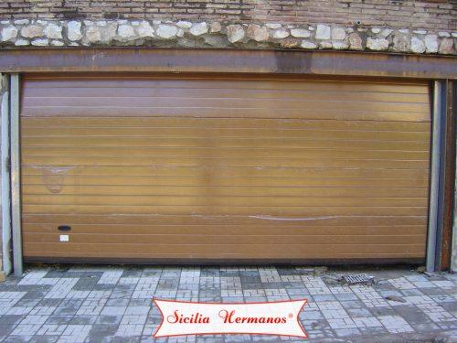 puerta de garaje automática Marbella